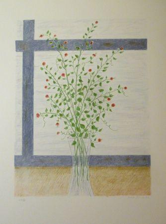 Litografía Girona - GIRO Y FINESTRA