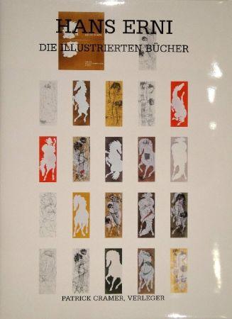 Libro Ilustrado Erni - GIROUD, Jean-Charles. Hans Erni. Werkverzeichnis der illustrierten Bücher.