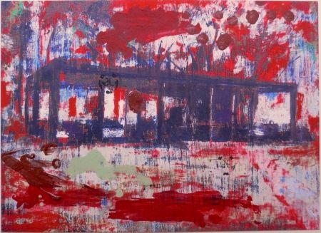 Sin Técnico Perez - Glass House red