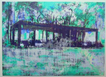 Sin Técnico Perez - Glass House turquoise