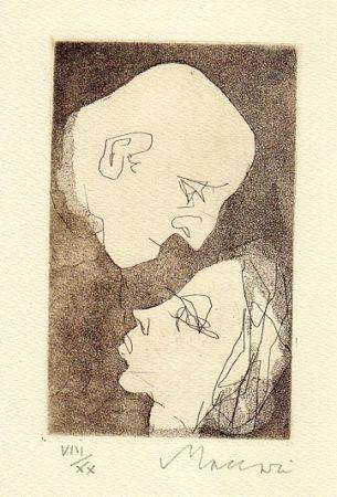 Libro Ilustrado Maccari - Gli addii