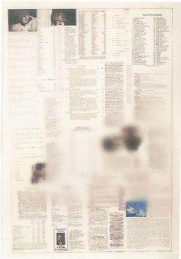 Litografía Kitaj - Glosario