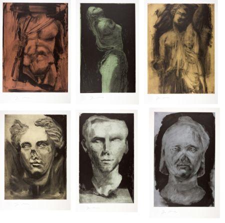 Múltiple Dine - Glyptotek (set of 6 works)