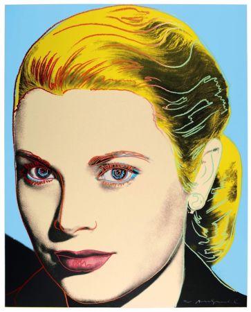 Serigrafía Warhol - Grace Kelly (FS II.305)