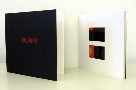 Libro Ilustrado Burri - Grafiche dall'88
