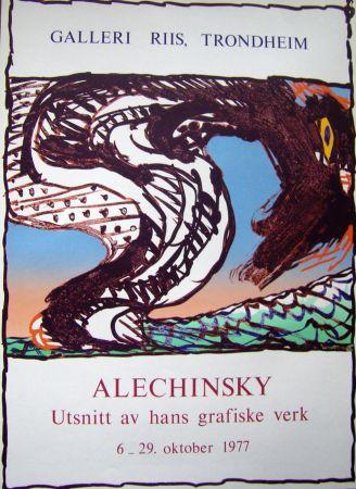 Cartel Alechinsky - Grafiske verk