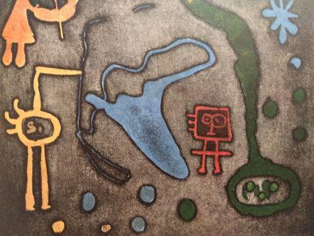 Libro Ilustrado Miró (After) - Graphic works