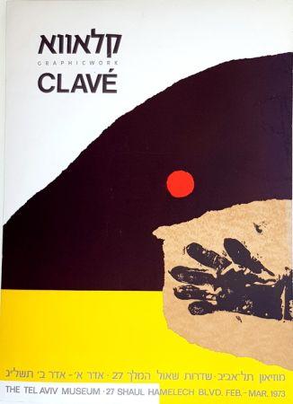 Litografía Clavé - Graphicwork The Tel Aviv Museum