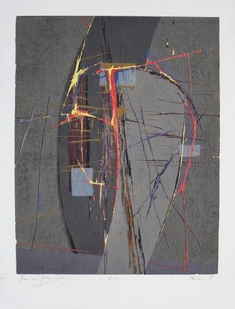 Grabado En Madera Olschewski - Grau in Grau / Gray in Gray