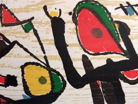 Libro Ilustrado Miró - Graveur 3