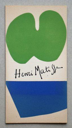 Libro Ilustrado Matisse - Gravures Récentes