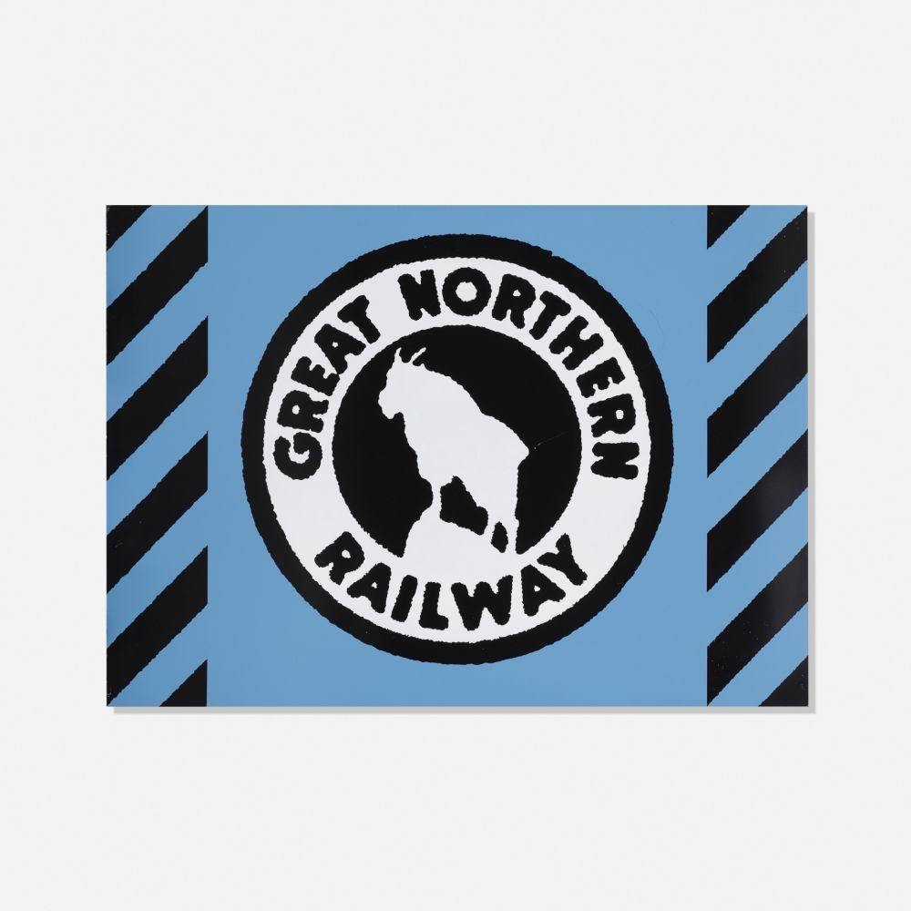 Serigrafía Cottingham - Great Northern Railway