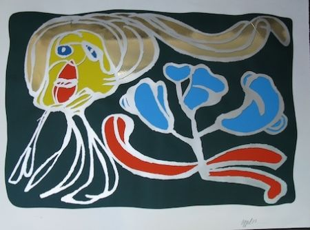 Múltiple Appel - Green floating passion