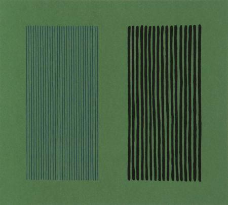 Litografía Davis - Green Giant