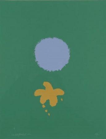 Múltiple Gottlieb - Green Ground Blue Disc