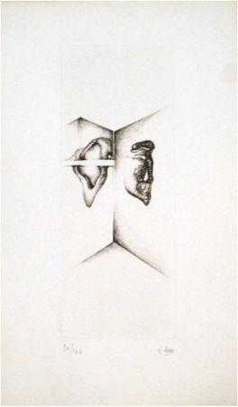 Grabado Deux - Gris 6