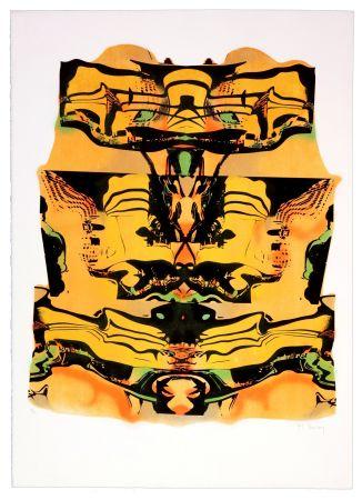 Litografía Bury - Guggenheim