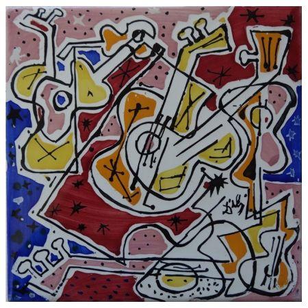 Cerámica Dali - Guitares espagnoles