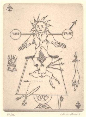 Libro Ilustrado Camacho  - Héraldique Alchimique Nouvelle