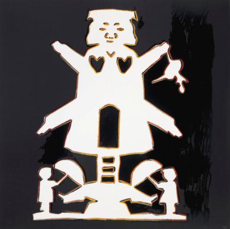 Serigrafía Warhol - Hans Christian Andersen 2