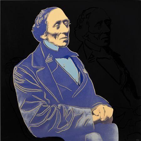 Serigrafía Warhol - Hans Christian Andersen 3