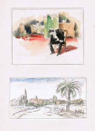 Libro Ilustrado Guilbert - Hans le marin; Un scandale au XVIIIe siècle; La femme et le pantin; Le manchot.