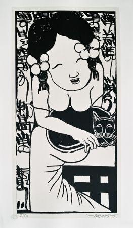Litografía Tongzhengang - Harmony 10