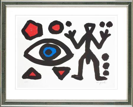 Serigrafía Penck - HEIM