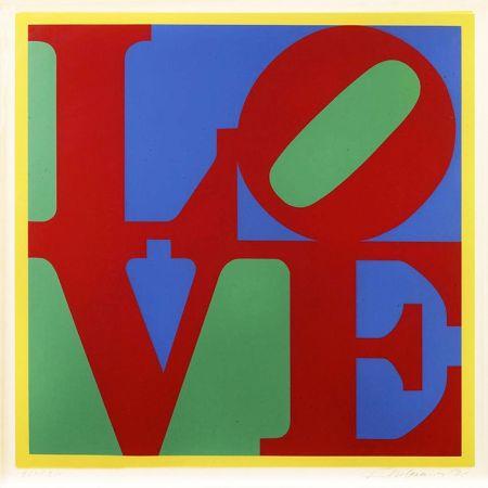 Serigrafía Indiana - Heliotherapy Love