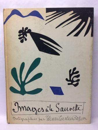 Libro Ilustrado Matisse - Henri CARTIER-BRESSON – Images à la sauvette – Éditions Verve, 1952.