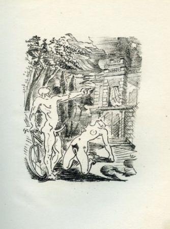 Libro Ilustrado Masson - Histoire de l'oeil, par Lord Auch