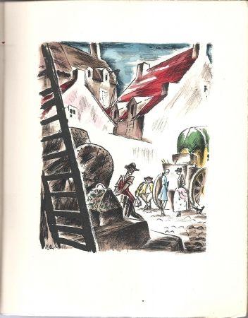 Libro Ilustrado Bonfils - Histoire de Manon Lescaut et du Chevalier des Grieux.