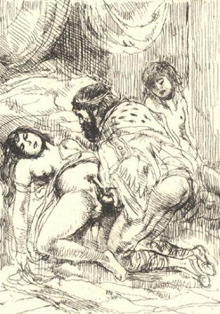 Libro Ilustrado Brouet - Histoire du roi Gonzalve et des douze princesses