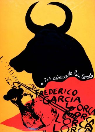 Múltiple Arman - Homage to Federico Garcia Lorca