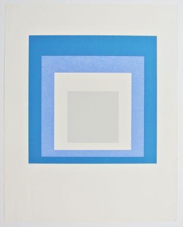 Serigrafía Albers - Homage to square