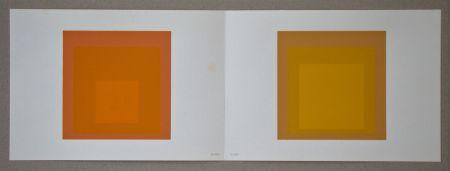 Serigrafía Albers - Homage to the Square