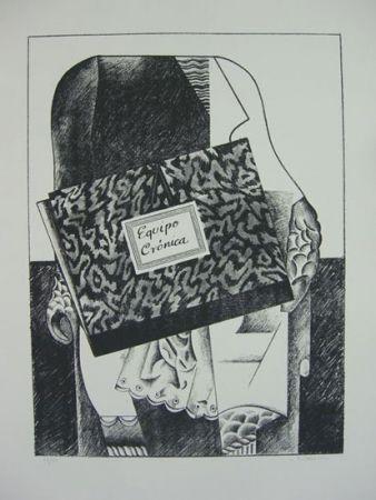 Litografía Equipo Cronica - Homenaje A Picasso