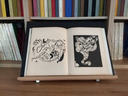 Libro Ilustrado Kandinsky - Hommage