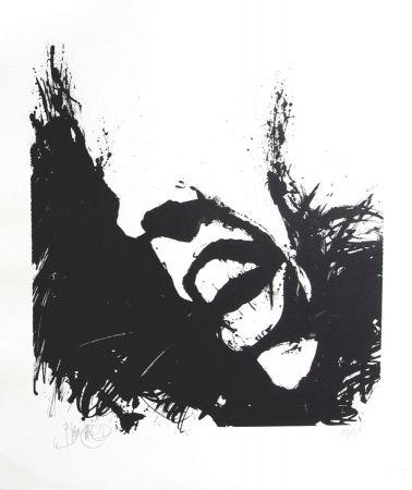 Litografía Blanchard - Hommage à Brel