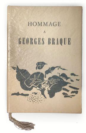Libro Ilustrado Braque - Hommage à Georges Braque