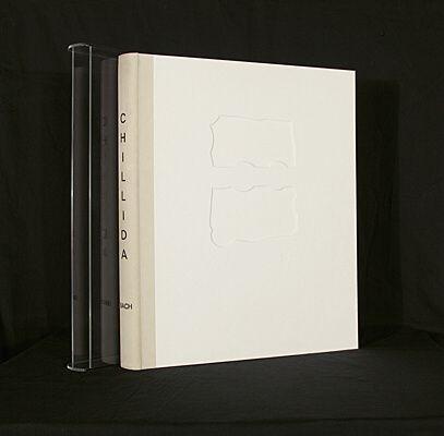 Libro Ilustrado Chillida - Hommage à Johann Sebastian Bach