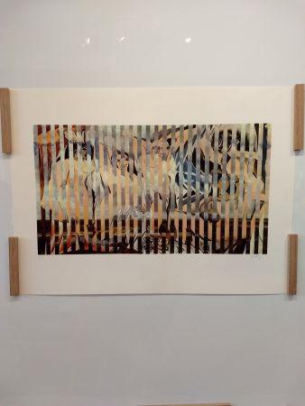Litografía Kolar - Hommage a Picasso