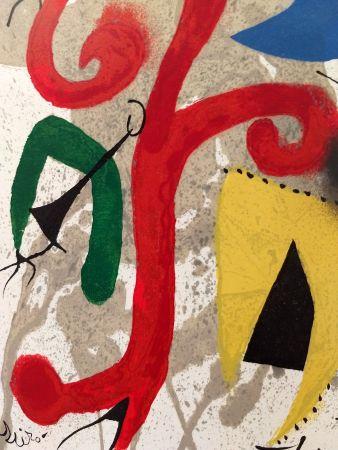 Libro Ilustrado Miró - Hommage a Tiriade