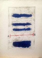 Carborundo Coignard - Horizontales bleues