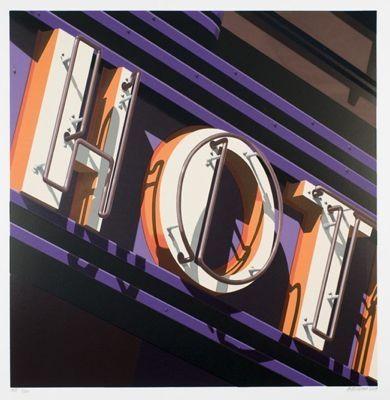 Serigrafía Cottingham - Hot
