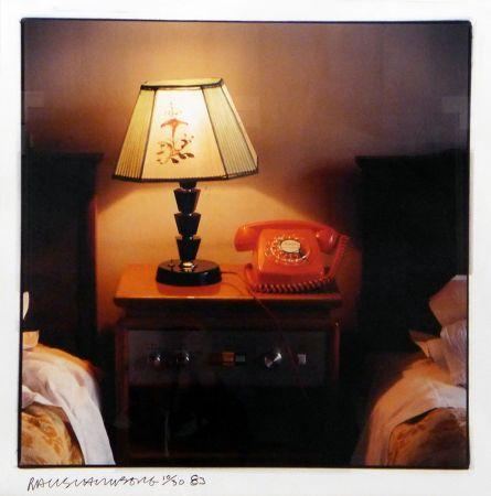 Fotografía Rauschenberg - Hotel Room
