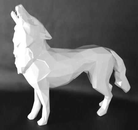 Sin Técnico Orlinsky - Howling Wolf (white)