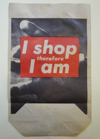 Sin Técnico Kruger - I shop therefore I am