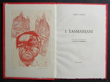 Libro Ilustrado Guerreschi - I Tasmaniani