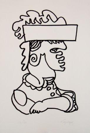 Litografía Lapicque - Iago
